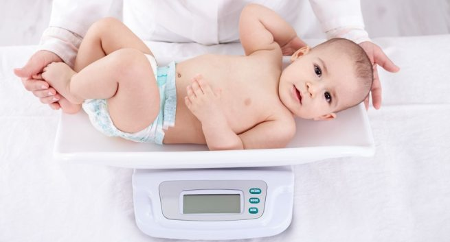 weight gain in babies